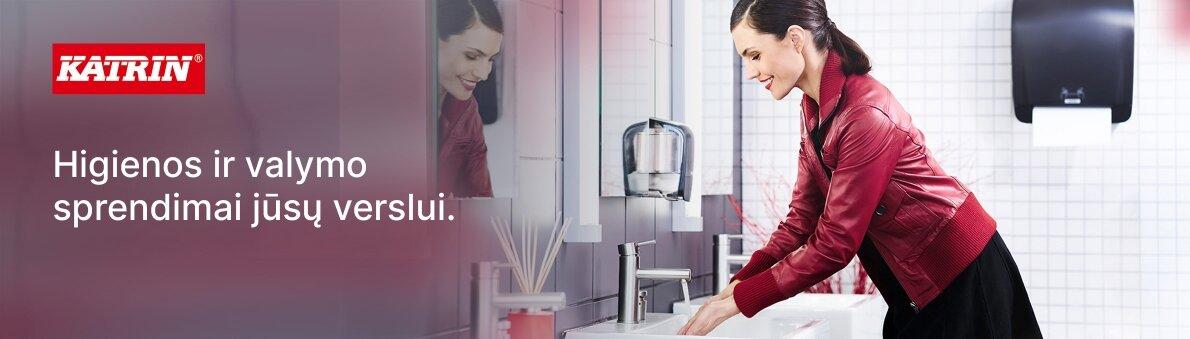 Katrin higienos ir valymo sprendimai jūsų verslui