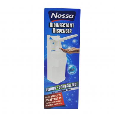 Alkūninis muilo/dezinfektanto dozatorius  1 L