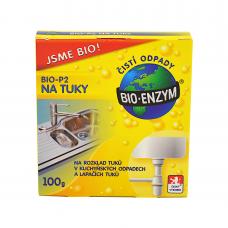 Kanalizacijos valiklis Bio-P2, 100 g