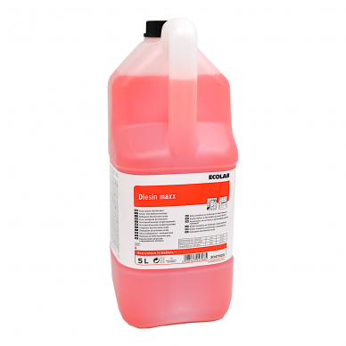 Plovimo-dezinfekavimo priemonė Diesin Maxx, 5 L