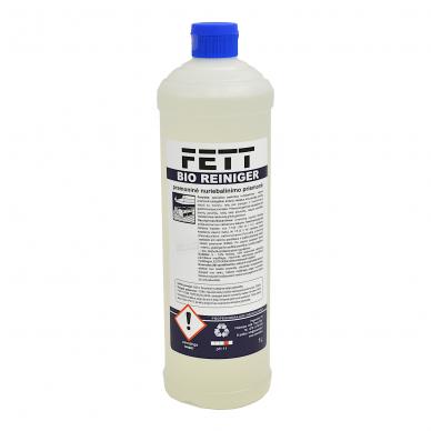 Nuriebalinimo priemonė Fett Bio Reiniger, 1 L