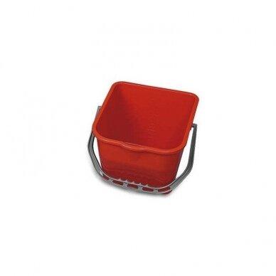 Kibiras raudonas, 17 L