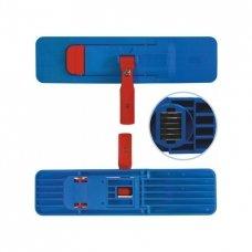 Laikiklis grindų šluostėms su magnetu ARCORA MAGNETIC EMKH50, Mėlynas, 50 cm