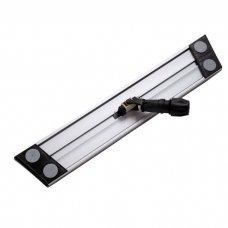 Laikiklis grindų šluostėms velcro DAN-MOP® su užspaustukais 60 cm