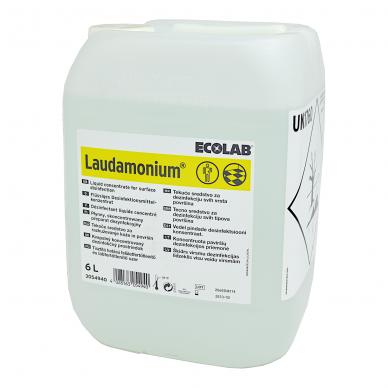 Plovimo-dezinfekavimo priemonė Laudamonium, 6 L