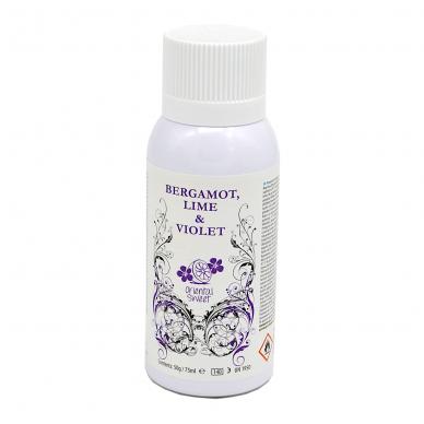 Oro gaiviklis Mini Bergamot, Lime & Violet, 75 ml