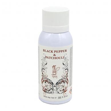 Oro gaiviklis Mini Black Pepper & Patchouli, 75 ml