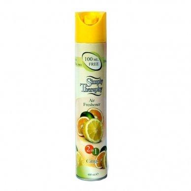 Oro gaiviklis Simply Therapy Citrus, 300 ml