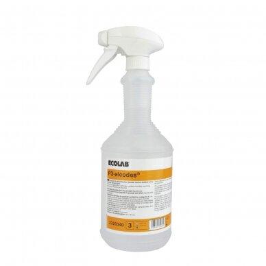Dezinfekavimo priemonė P3-Alcodes, 1 L