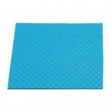 Pašluostė-kempinė MEIKO 25x31 cm, Mėlyna