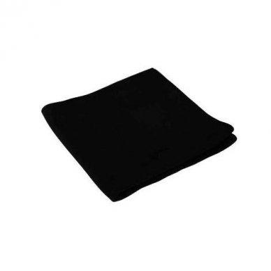 Pašluostė mikropluošto GREEN-TEX® HANDY LICHT 38x38 cm, Juoda