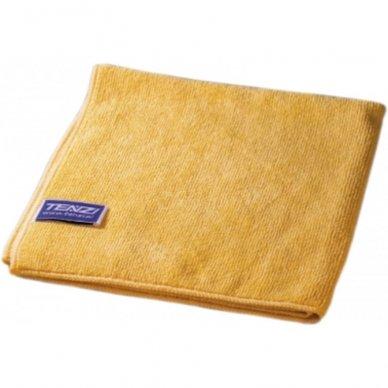 Pašluostė mikropluošto TENZI 40x40 cm, Geltona