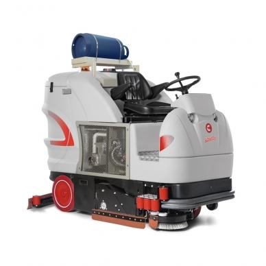 Grindų plovimo mašina COMAC ULTRA 100BS AS
