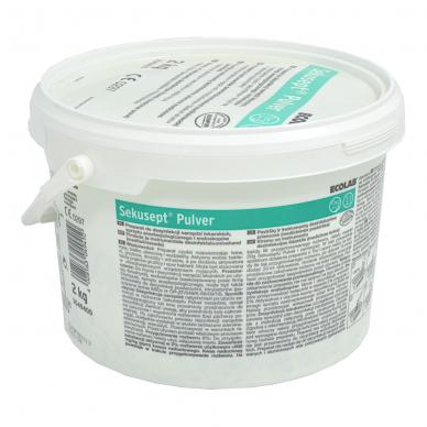 Dezinfekavimo priemonė Sekusept Pulver, 2 kg