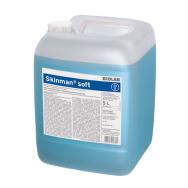 Rankų dezinfekavimo priemonė SKINMAN SOFT PROTECT, 5 L