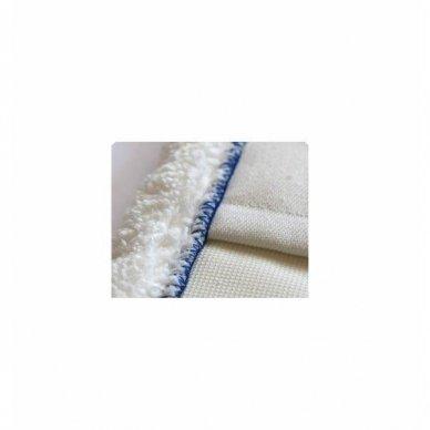Grindų mikropluošto šluostė grindų su kišenėmis ARCORA EXCELLENT ORIGINAL 40 cm 2