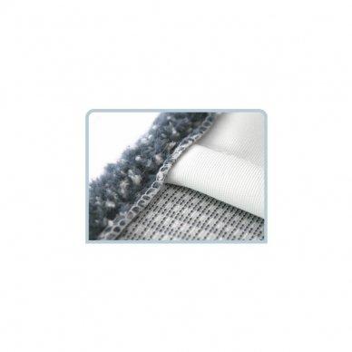 Grindų šluostė su kišenėmis ir abrazyvu ARCORA EXCELLENT SCRUB 40 cm 2