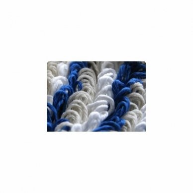 Grindų šluostė su kišenėmis ARCORA HOSPITAL HYGIENE PLUS, Mėlyna, 40 cm 3