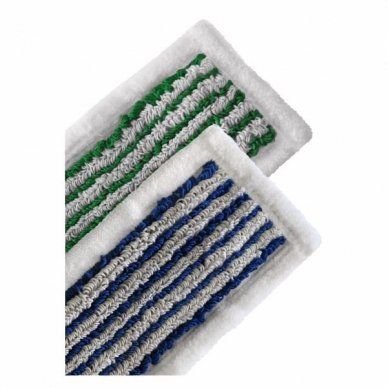 Grindų šluostė su kišenėmis ARCORA HOSPITAL HYGIENE PLUS, Mėlyna, 40 cm