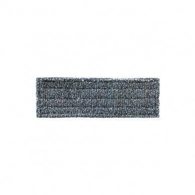 Grindų šluostė su kišenėmis ir abrazyvu ARCORA EXCELLENT SCRUB 50 cm 5