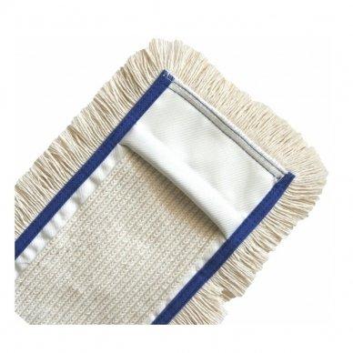 Grindų šluostė su kišenėmis ARCORA FIRST 50 cm