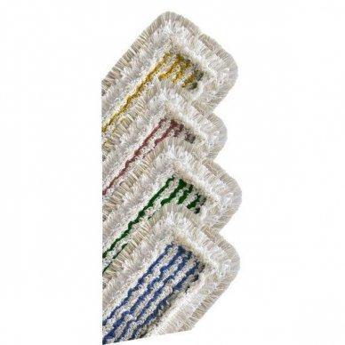 Grindų šluostė  su kišenėmis ARCORA HOSPITAL HYGIENE 50 cm 2