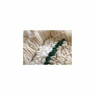 Grindų šluostė su kišenėmis ARCORA HOSPITAL QUATTRO, Žalia, 50 cm 3