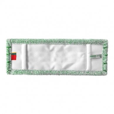 Grindų šluostė su kišenėmis ARCORA RUNNER GREEN DB 50 cm 2