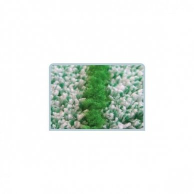 Grindų šluostė su kišenėmis ARCORA RUNNER GREEN DB 50 cm 3