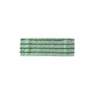 Grindų šluostė su kišenėmis ARCORA RUNNER GREEN DB 50 cm 4