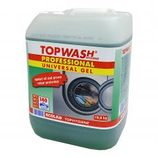 Skalbimo gelis Topwash Professional Universal Gel, 10.8 kg