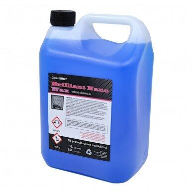 Vaškas Brilliant Nano Wax, 5 L
